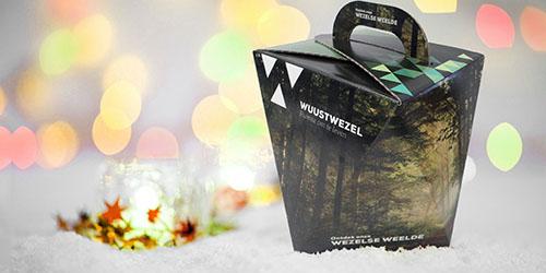 Ontdek onze Wezelse Weelde,  een box vol streekproducten!