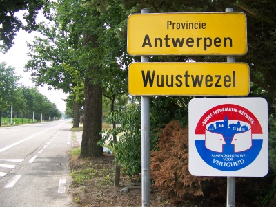 Wuustwezel telt 12 operationele BIN's