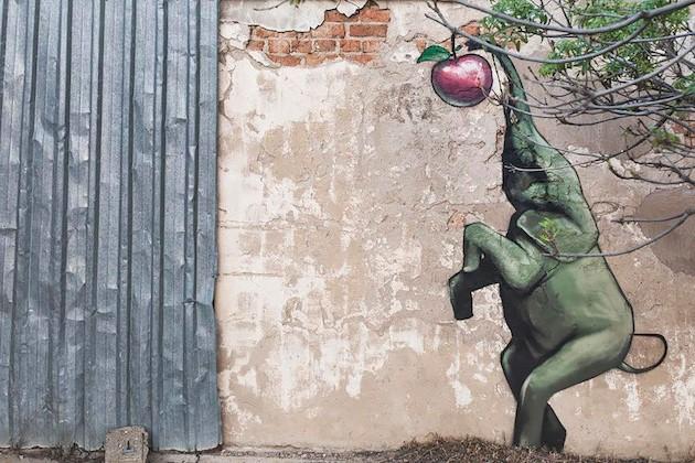 Ontdek kunst in het straatBEELD